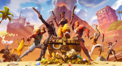 Fortntite - Season 8 Patch Notes