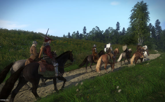 Kingdom Come Deliverance - One Year Anniversary Trailer