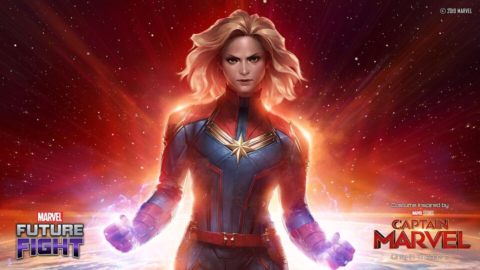 Press Release Marvel Future Fight Gives A Sneak Peek At
