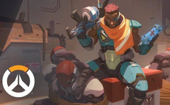New Overwatch Hero - Baptiste Origin Story