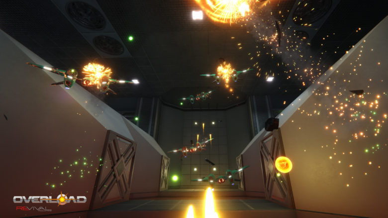 Overload Is Blasting Its Way Onto Xbox One Xbox One X On March 6