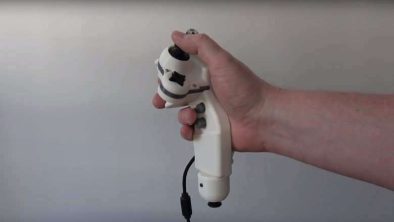 PS4 Single Handed Controller by Ben Heck