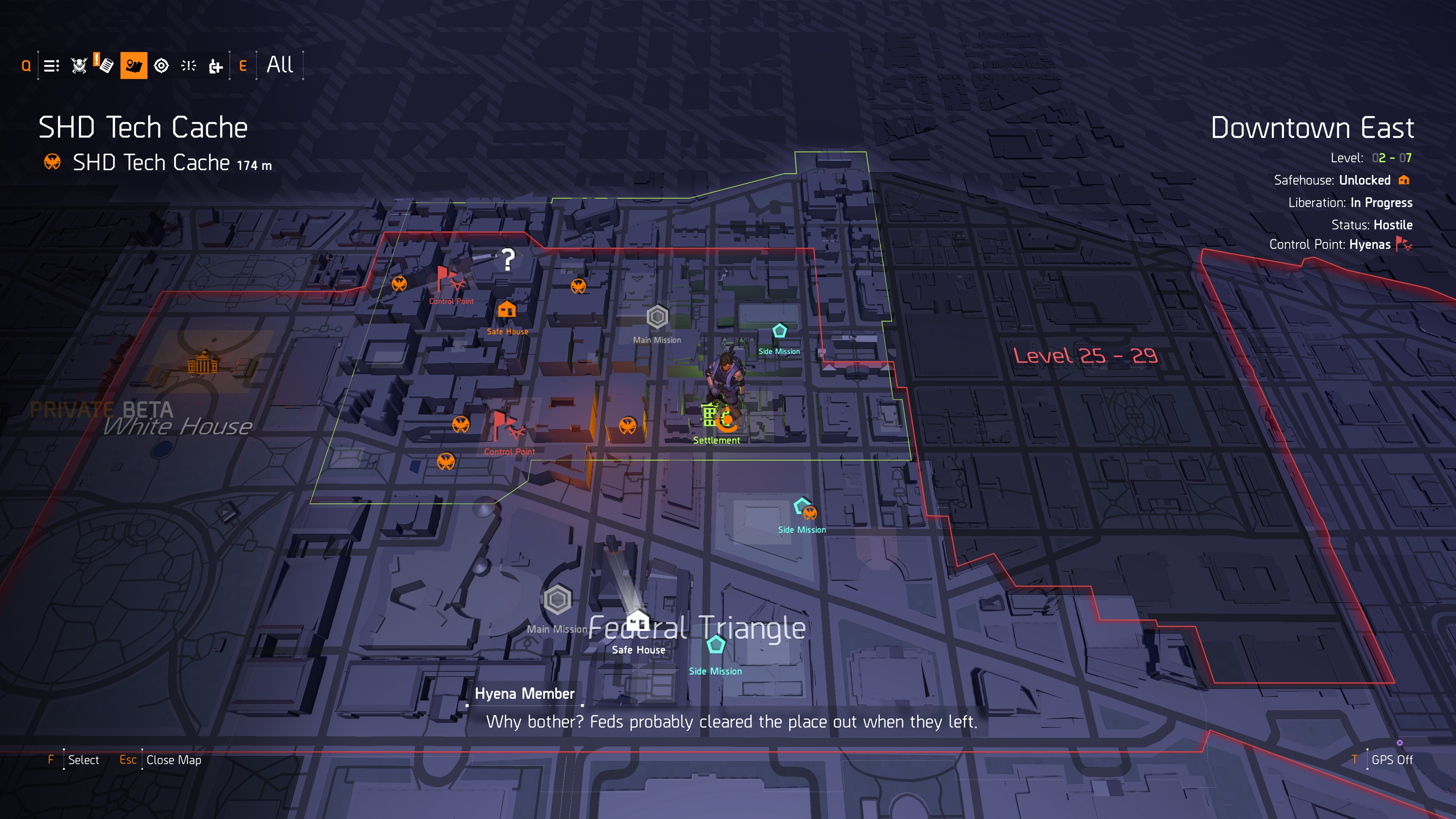 Division 2 PC Beta Impressions - GameSpace com