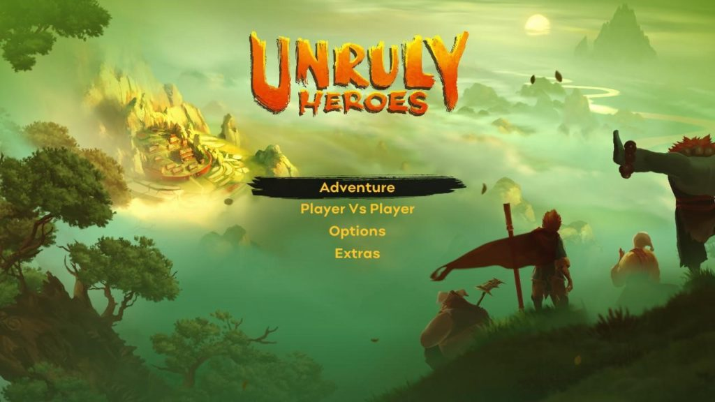 Unruly Heroes Nintendo Switch Review