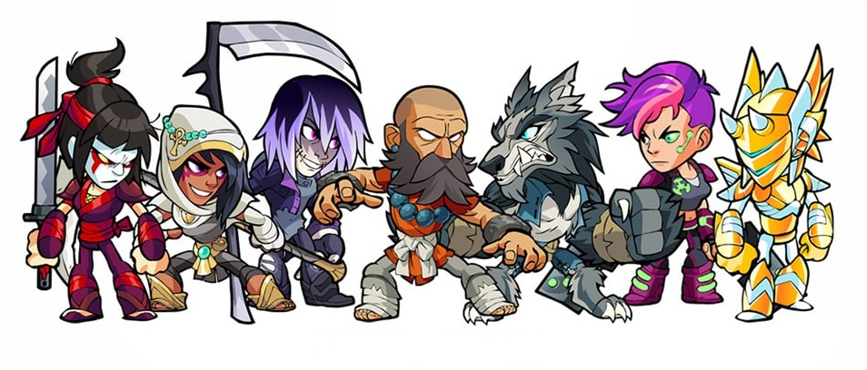 Brawlhalla Celebrates 20 Million Players With Special
