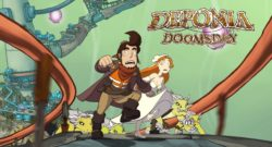 PRESS RELEASE: Deponia Doomsday Now Available On Consoles