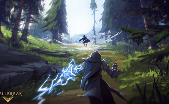 Spellbreak Blinks Onto Epic Games Store