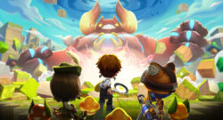 MapleStory 2 Chaos Dungeons Moonlight Captain Fortress