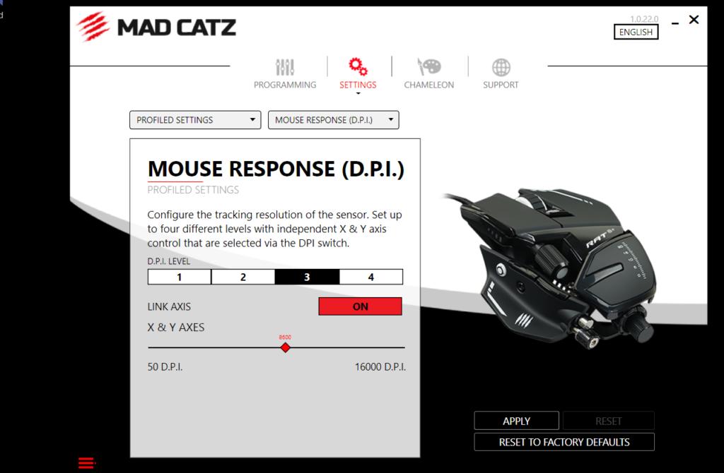 Mad Catz R A T  8+ Review - GameSpace com