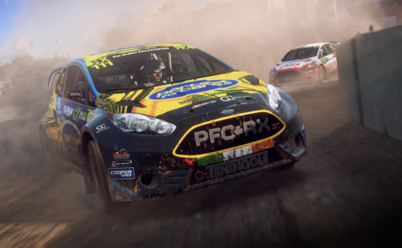 DiRT Rally 2.0 Now Available on Consoles and PC