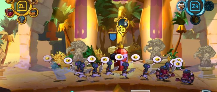 Swords and Soldiers 2 Shwarmageddon