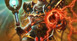 Hearthstone - The Scientist Teaser Arch-Thief Rafaam The Supreme Archaeologist
