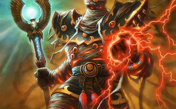 Hearthstone - The Scientist Teaser Arch-Thief Rafaam The Supreme Archaeologist