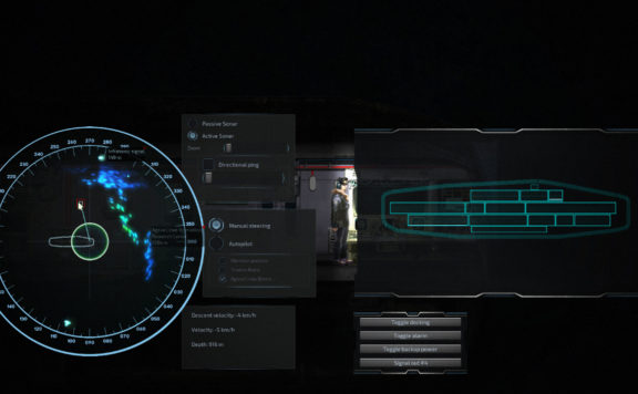 Barotrauma, A Submarine Survival Game Announced