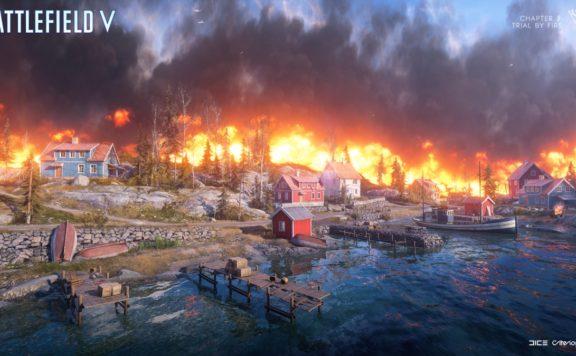 Battlefield V Firestorm Trailer