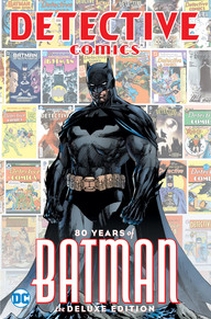 80 Years Of Batman Deluxe Edition