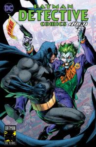 80 Years Of Batman Jim Lee 1