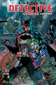 80 Years Of Batman Detective Comics #1000