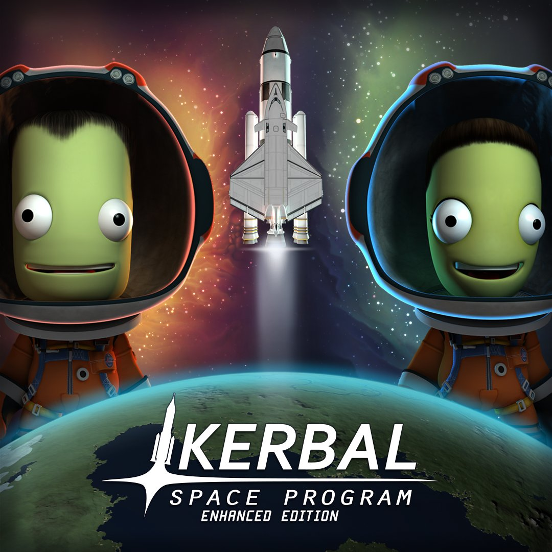 Kerbal Space Program Enhanced Edition Gets First Round Of DLC