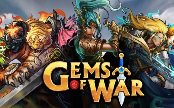 Gems of War Now Out On Nintendo Switch