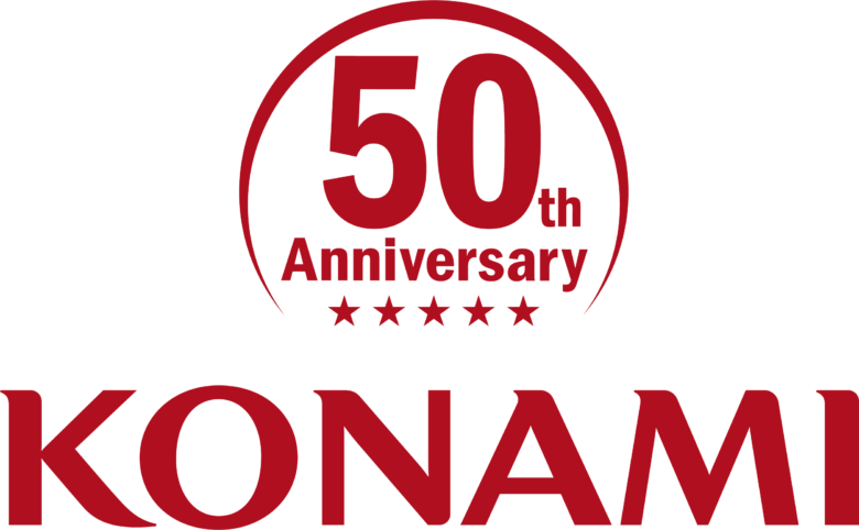 Konami Celebrates 50 Years With Anniversary Collection