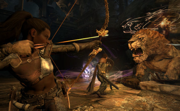 Netflix Announced Dragon's Dogma Anime Series