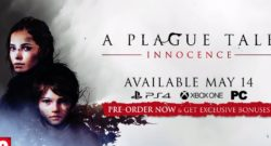 A Plague Tale: Innocence – The Inquisition Trailer