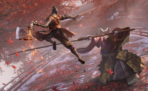 Sekiro Shadows Die Twice Gameplay Overview Trailer