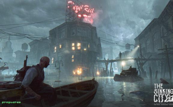 Sinking-City