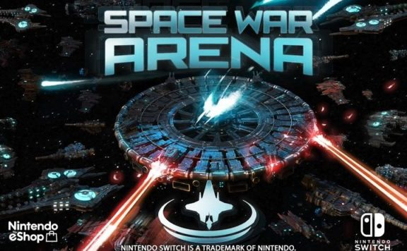Space War Arena Launches On Nintendo Switch