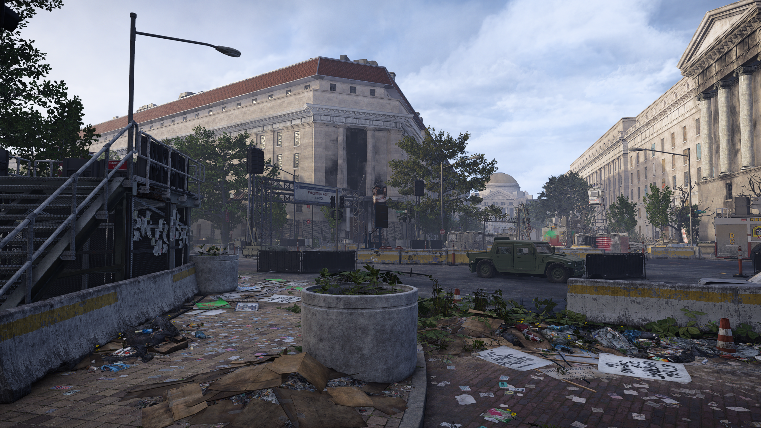 The Division 2: Review In Progress - GameSpace com