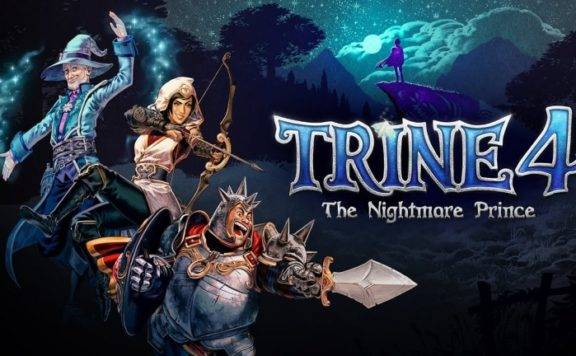 Trine 4 The Nightmare Prince - Making the Series