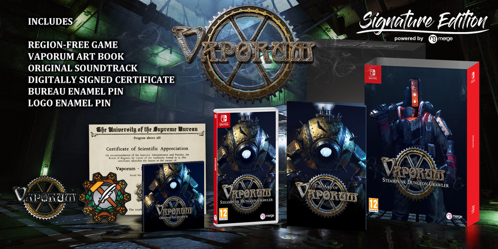 Vaporum Signature Edition