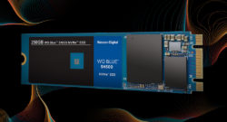 [Press Release] Western Digital Award-Winning WD Blue SSD Goes NVMe