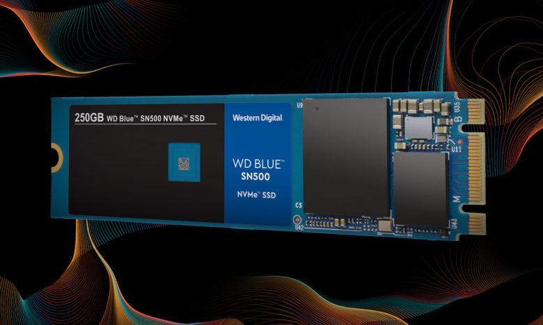 [Press Release] Western Digital Award-Winning WD Blue SSD Goes NVMe