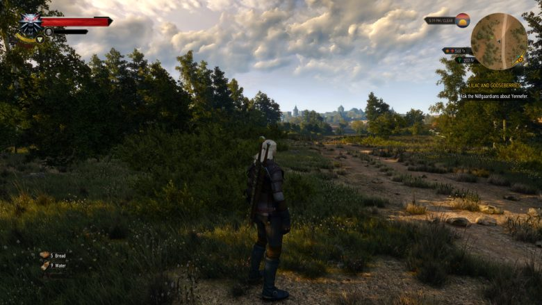 Returning To The Witcher 3