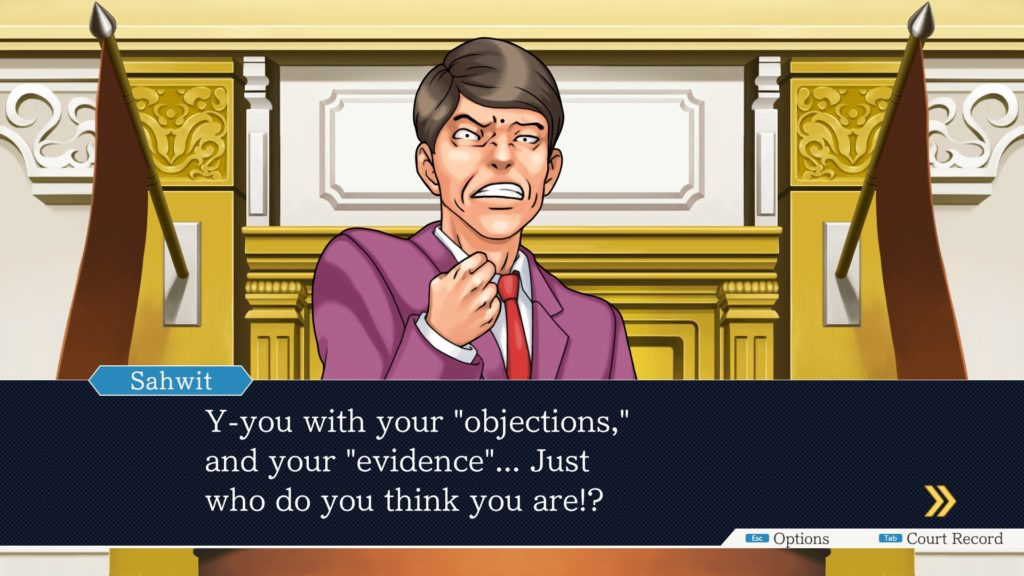 Phoenix Wright Ace Attorney Trilogy Pc Review Gamespace Com