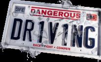 Dangerous Driving Logo