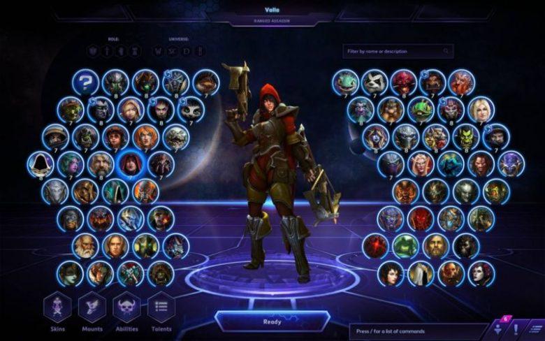 Heroes of the Storm Developer AMA - Art & Design