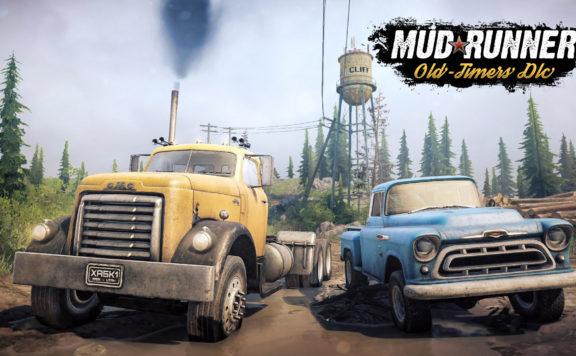 MudRunner Old-Timers