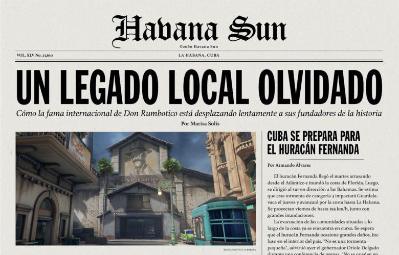 Overwatch Cuba