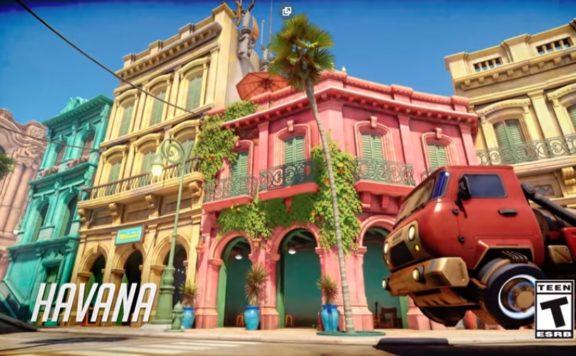 Overwatch Havana