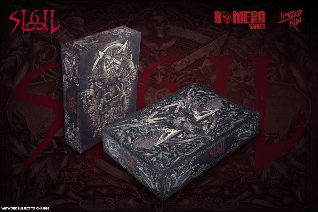 SIGIL Doom Boxes Mock-up