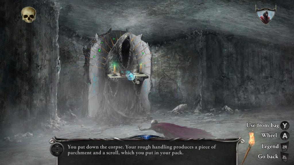 Shadowgate Altar
