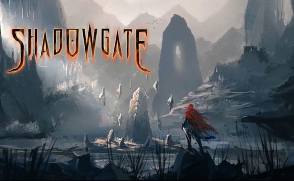 Shadowgate Title Screen