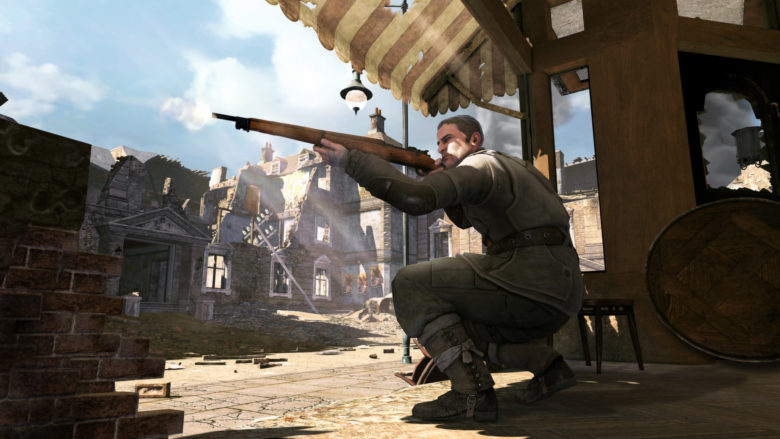Sniper Elite V2 Remastered Drops Next Month + Graphics Comparison Trailer