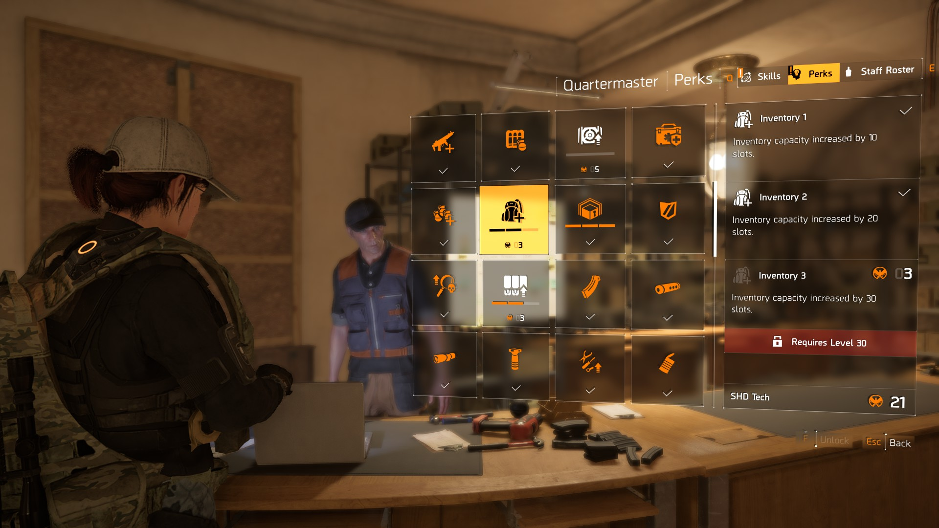 Tom Clancy's The Division® 22019-4-4-21-11-20