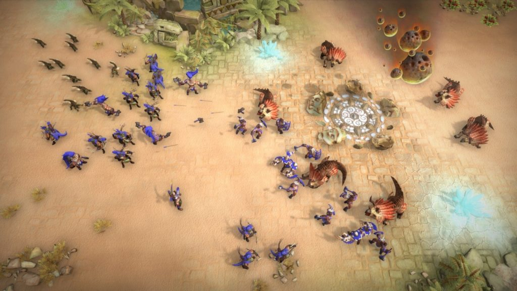 war party review