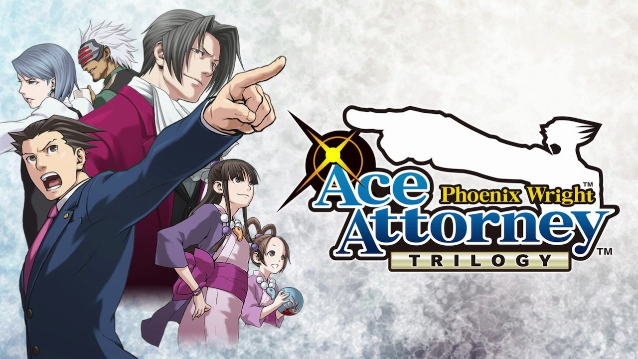Phoenix Wright: Ace Attorney Trilogy Review - PlayStation