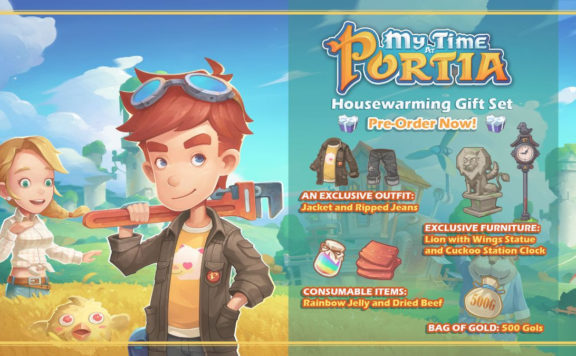 My Time at Portia Pre-Order Trailer